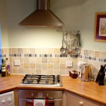Kitchen Tiles - Edinburgh Handyman services