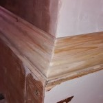 Replacement Skirting board Detail