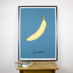 Banana Giclee Print