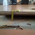 Warped Flooring Measurement