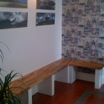Bench Seating - Third Man Cafe