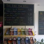 Display Boards - Third Man Cafe