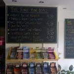 Display Boards - Third Man Cafe