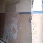 Tenement flats stairwell