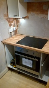 Ikea Kitchen Hob and Oven