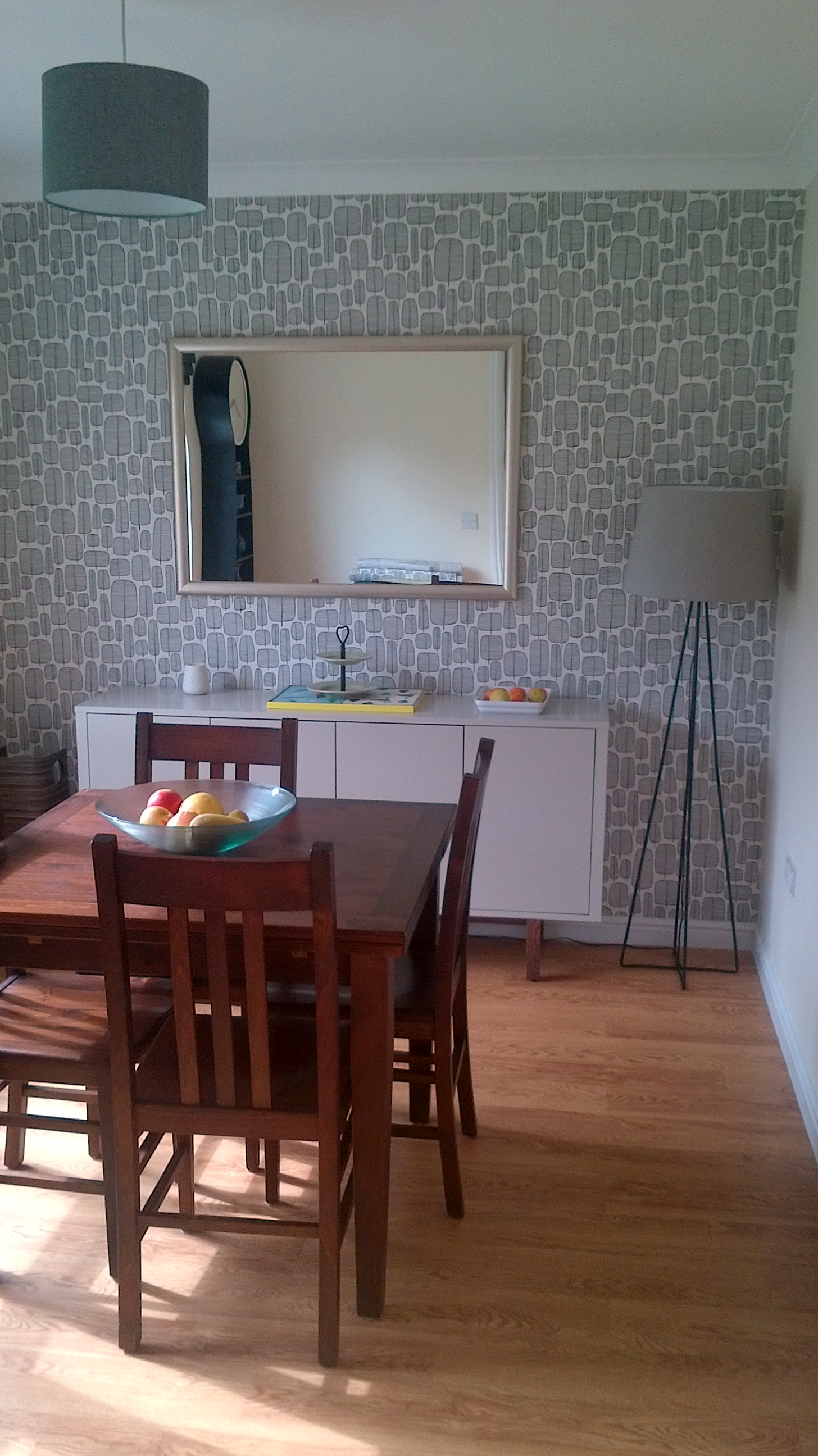 Feature Wall Decorating