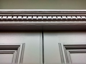 Decorative Door Header