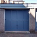 Finished Garage door