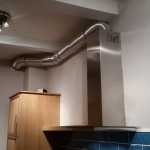 Ikea pipe extractor ducting