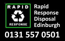 Rapid Response Disposal Edinburgh